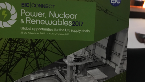 EIC Connect Power, Nuclear & Renewables Conference 2017