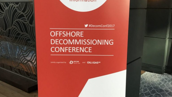 Offshore Decommissioning Conference 2017