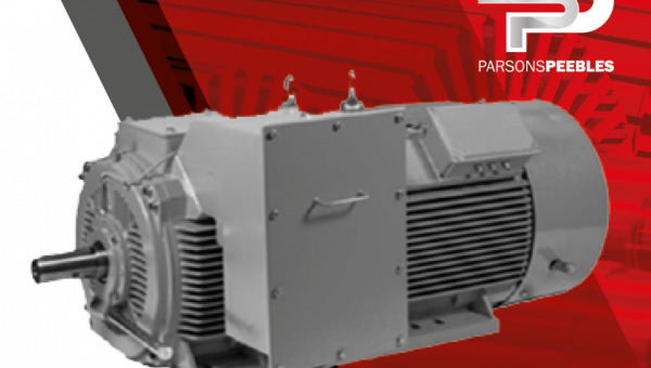 Parsons Peebles Extends MV/HV Motor Offering with New Standard Product Range