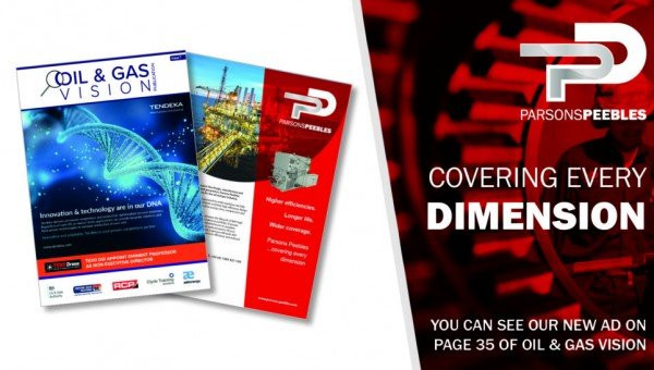 Covering every dimension: 120 years of manufacturing for the oil & gas industry